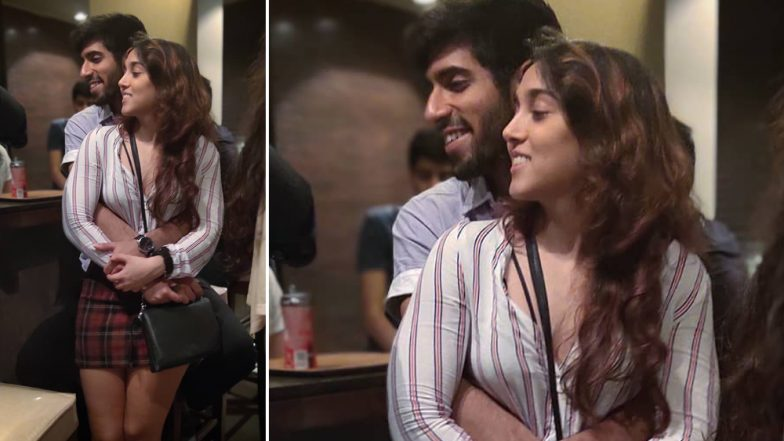 Aamir Khan's Daughter Ira Posts Picture With Cryptic Caption For Her Boyfriend And We Wonder if All Izz Well - View Pic