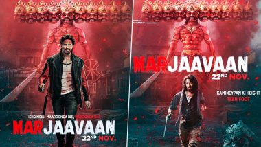 Marjaavaan First Look: Sidharth Malhotra Will Fight a Three Feet Tall Riteish Deshmukh in Milap Zaveri's Next
