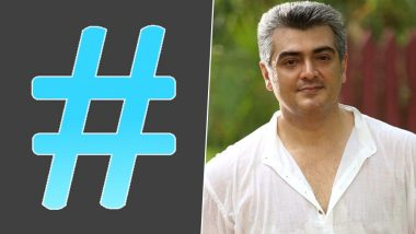 Viswasam Tops The List of Most Tweeted Hashtags of First Half of 2019 in India; From #LokSabhaElections2019 to #CWC19 Know The Top Five Trends