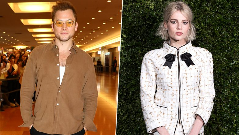 Glimpse: Taron Egerton Teams Up with Bohemian Rhapsody Actress Lucy Boynton for a Project on Virtual Reality