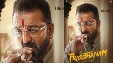 Prasthanam: Sanjay Dutt Appears as the Stern Patriarch on the New Poster; Trailer All Set to Release on August 29