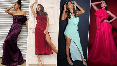 Shibani Dandekar Birthday Special: She's Obsessed with her Maxi Dresses and We Say 'Why Not?'