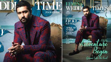 Femina Wedding Times: Vicky Kaushal Keeps It Classy on Latest Magazine Cover!