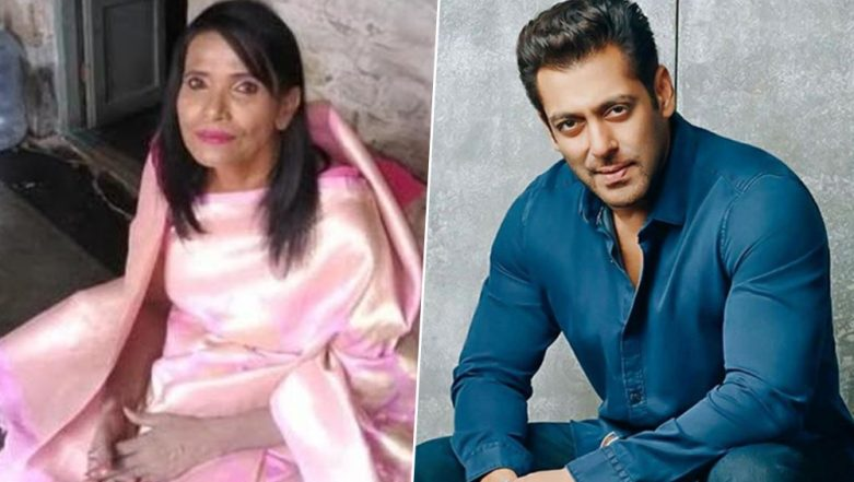Salman Khan Gets Mighty Impressed with Internet Sensation Ranu Mondal, Gifts Her a House and a Song in Dabangg 3?