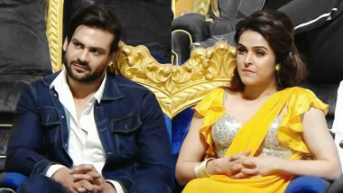 Nach Baliye 9: Eliminated Contestant Madhurima Tuli Opens Up About the Viral Video of Her Slapping Vishal Aditya Singh