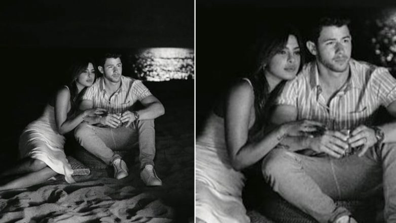 Priyanka Chopra and Nick Jonas' First Ad Commercial Together Could be for his Tequila Brand Villa One (View Pic)