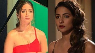 Hina Khan's Pictures From the Sets of Vikram Bhatt's Hacked Will Leave You Asking for More