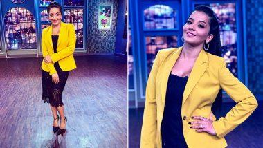 EXCLUSIVE! Nazar Actress Monalisa Gets Injured on the Sets of Khatra Khatra Khatra