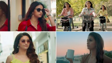 Keerthy Suresh's Film with Narendra Nath Is Titled Miss India! National Award-Winning Actress Looks Drop Dead Gorgeous in This Title Teaser Video