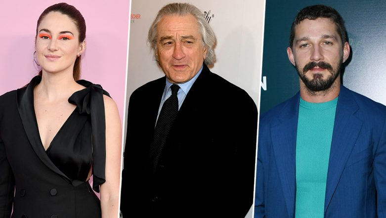 After Exile: Shailene Woodley Joins Robert De Niro and Shia LaBeouf in a Film Based on True Events