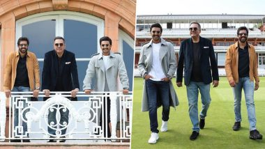 83 The Film: Ranveer Singh Introduces Boman Irani As the 'Colossal Talent' from the Lord's Cricket Ground – View Pics
