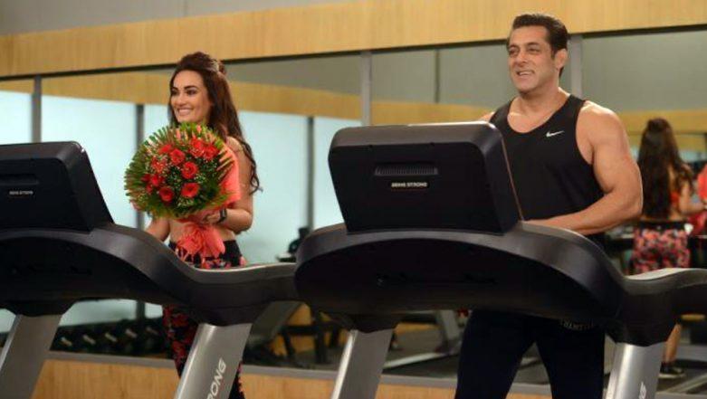 Bigg Boss 13: Salman Khan to Shoot his Second Promo of the Season with Naagin 3 Actress Surbhi Jyoti (View Pic)