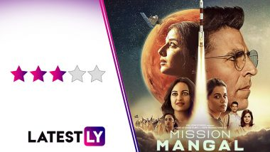 Mission Mangal Movie Review: Vidya Balan Is the True Hero in Akshay Kumar's Engaging Ode to ISRO's Mangalyaan Saga