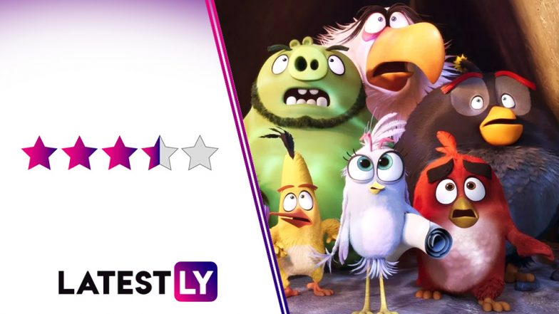 The Angry Birds Movie 2 Review: Jason Sudeikis, Bill Hader, Danny McBride Return In a Funnier And More Entertaining Sequel!