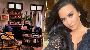 Demi Lovato to Make a Guest Appearance in Will & Grace Season 3, Shares a Still from the Sets