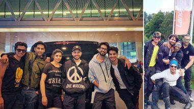 Shahid Kapoor is Enjoying his European Bike Trip with Ishaan Khatter and Kunal Kemmu - View Pics