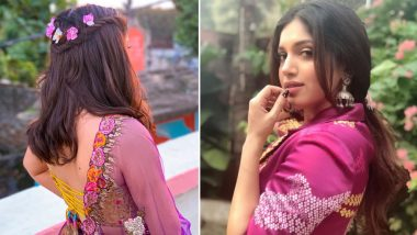 Pati Patni Aur Woh: Bhumi Pednekar Shares Her Character Vedika's First Look and We Feel Like Saying 'Palat' to Her - View Pic