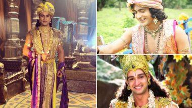 Janmashtami 2019: Sourabh Raaj Jain, Sumedh Mudgalkar, Vishal Karwal – 5 Actors Who Have Effortlessly Portrayed the Role of Lord Krishna on Small Screen!