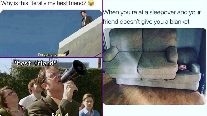 Friendship Day 2019 Funny Memes: Best Jokes and GIF Messages That You Can Send Your Buddies to Express Your Love!