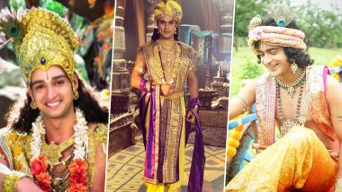 Janmashtami 2019: Sourabh Raaj Jain, Sumedh Mudgalkar, Vishal Karwal – 5 Actors Who Have Effortlessly Portrayed the Role of Lord Krishna on Small Screen!
