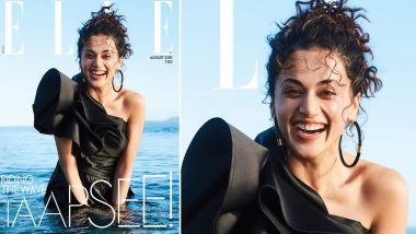 Taapsee Pannu's Infectious Smile is the Highlight of Her New Magazine Cover - View Pic