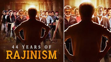 Rajinikanth Completes 44 Years in the Film Industry, Fans Celebrate It With #44YearsOfRajinismCDP Trend