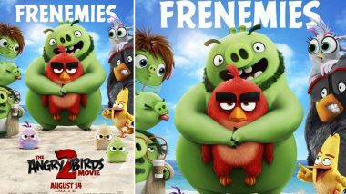 The Angry Birds Movie 2 Movie Review Story Cast Trailer