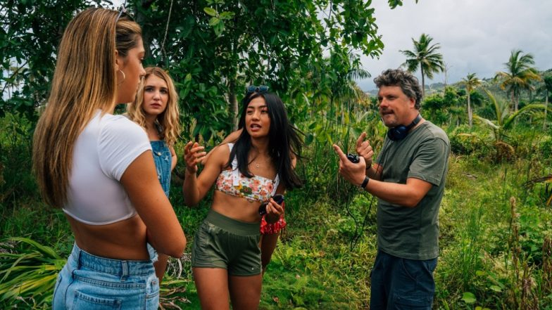 Director Johannes Roberts Says His Upcoming Film 47 Meters Down Uncaged is 'Means Girls With Sharks'