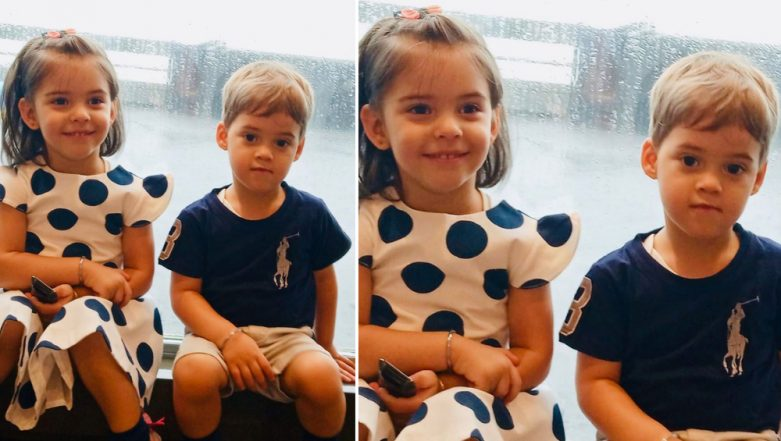 Karan Johar Shares an Adorable Picture of His Kids Yash and Roohi and It is Sure to Put a Smile to Your Face