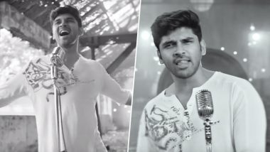 Adithya Varma Song Edharkadi Teaser: Dhruv Vikram Croons a Passionate Number for His Debut Film (Watch Video)