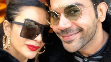 Rajkummar Rao Turns 35, Girlfriend Patralekhaa's Birthday Wish for the Actor Is All Hearts – View Pics