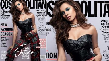 Tara Sutaria Gracing Cosmopolitan India Cover Is All Kinds of SEXY (View Pics)