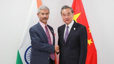 India, China Should Not Allow Differences to Hamper Ties: S Jaishankar to Chinese Counterpart Wang Yi Amid J&K Move