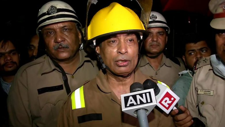 AIIMS Fire Brought Under Control After Massive Operations to Douse Off Flames, No Casualties Reported
