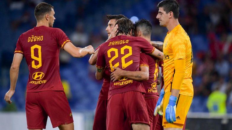 AS Roma Beat Real Madrid 5-4 on Penalties in Pre-Season Friendly; Los Blancos' Poor Run Continues