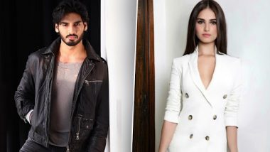 Suniel Shetty's Son Ahan Begins Shooting for His Debut Film 'RX 100' Remake with Tara Sutaria