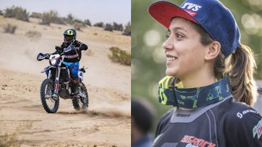 FIM World Cup: Aishwarya Pissay Becomes First Indian to Win a World Title in Motorsport