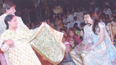 Aishwarya Rai and Abhishek Bachchan's Unseen Wedding Pictures are Every Bit Royal