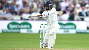 Ajinkya Rahane Speaks About Missing Out on Century Against West Indies, Says 'Not a Selfish Guy, I Think About My Team'