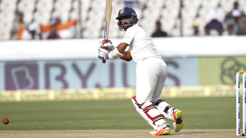 India vs West Indies,1st Test 2019: Ajinkya Rahane Guides India to 203/6 on Day 1