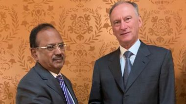 NSA Ajit Doval Meets Russian Counterpart in Moscow, Gets Support on India's Kashmir Policy