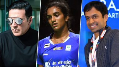 PV Sindhu Biopic: Pullela Gopichand Would Love To See Akshay Kumar Playing Him in the Film
