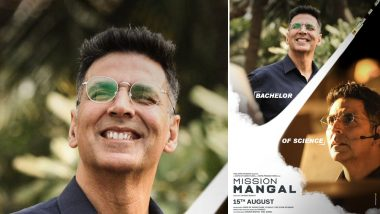 Mission Mangal Box Office India Collection: Akshay Kumar to Enter Rs 200 Crore Club (For First Time) on His Birthday!