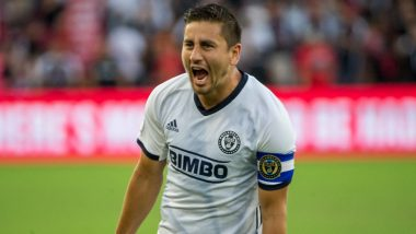 Alejandro Bedoya, American Soccer Player Uses On-Field Microphone to Tell Congress to 'End Gun Violence' after Scoring a Goal in Major Soccer League