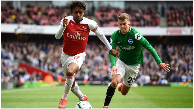Alex Iwobi Transfer News: Arsenal Fans Urge Club to Sell Nigerian Star After Gunners Reject Everton's £30m for the Winger