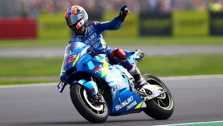 British Motorcycle Grand Prix 2019: Alex Rins Snatches Victory From Marc Marquez in the Racing Event