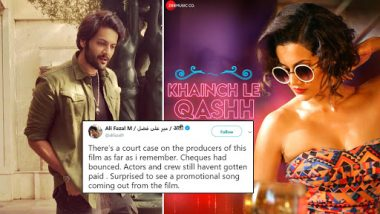 Ali Fazal Hits Out at 'Tadka' Producers over Non-Payment of Dues After They Release a Song from the Delayed Movie