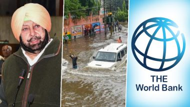 Punjab Floods: Amarinder Singh Govt to Canalise All Rivers in State, Seeks Technical Support From World Bank and Asian Development Bank