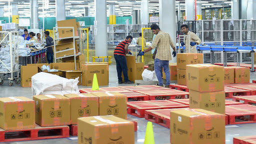 Amazon Opens Largest Campus in Hyderabad, E-Commerce Giant to Expand Business in India