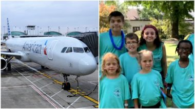 American Airlines Leaves Children Travelling Alone With Disabilities Stranded at Charlotte Airport, Apologises After Backlash